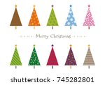 Colorful Patterned Christmas...