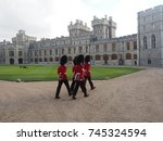 Small photo of Windsor castle parade