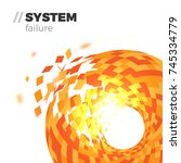 system failure vector abstract