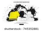 construction machinery trendy