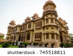Mohatta Palace, Sindh, Karachi, Pakistan.