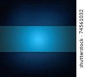 illustrate of blue grill...   Shutterstock . vector #74561032