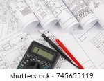 Electrical Engineering Drawing...
