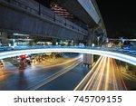 bangkok thailand   31 october...   Shutterstock . vector #745709155