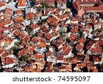 turkey city view - stock photo