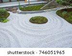 The Zen Rock Garden Japanese ...