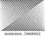 halftone stripes background....   Shutterstock .eps vector #746060011