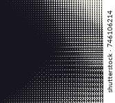 abstract grunge vector... | Shutterstock .eps vector #746106214