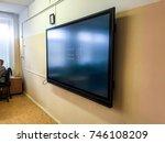 Tv Screen Wall.big Flat Screen...
