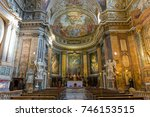 rome  italy   december 29  2016 ... | Shutterstock . vector #746153515
