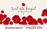 Remembrance Day Concept  A...