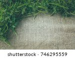 cannabis  cannabis background | Shutterstock . vector #746295559