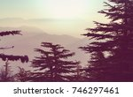 beautiful nature landscapes in...   Shutterstock . vector #746297461