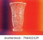 close up of beautiful... | Shutterstock . vector #746422129