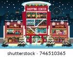 a vector illustration of... | Shutterstock .eps vector #746510365