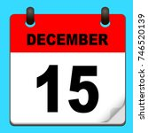 calendar icon vector. calendar...   Shutterstock .eps vector #746520139