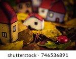 Fairytale Dwarf Village With...