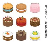 Collection Of Decorated Cakes...