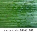 Wet Banana Background Texture...