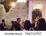 flower for dad  activity in... | Shutterstock . vector #746714707