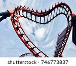 Rollercoaster Shape Heart With...