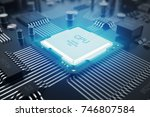 Circuit Board. Technology...