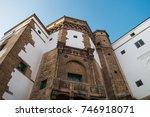 casablanca  morocco   november... | Shutterstock . vector #746918071