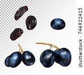 vector realistic illustration... | Shutterstock .eps vector #746922415