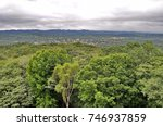 Small photo of Aerial View of Forests in Guatemala on the Border with aaaa