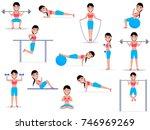 vector illustration of a... | Shutterstock .eps vector #746969269