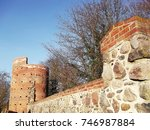 Historic city wall of Prenzlau