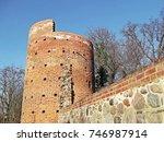 Historic city wall of Prenzlau