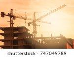 Crane Construction Tower Crane...