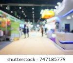 abstract blur formal... | Shutterstock . vector #747185779