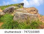 nature view | Shutterstock . vector #747210385