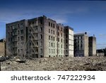 Abandoned Apartment Buildings...