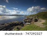 Stunning Coastline At Bettyhill ...