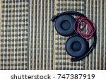 bangkok   thailand  october... | Shutterstock . vector #747387919