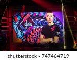 saint petersburg  russia  ...   Shutterstock . vector #747464719
