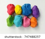 Colorful Clay Plasticine Place...