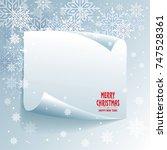 christmas cards   illustration  | Shutterstock .eps vector #747528361