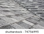 newly installed roof | Shutterstock . vector #74756995