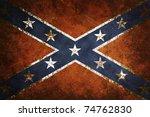 Vintage Confederate Flag