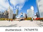 chicago   november 14 ... | Shutterstock . vector #74769970