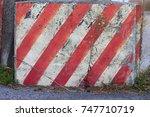 work in progress   no entry...   Shutterstock . vector #747710719