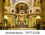 Interior Of St. Isaac's...