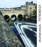 Small photo of Pulteney Weir in Bath