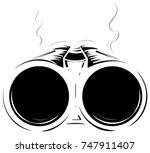 Vector Illustration Shotgun...