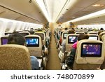 taipei  taoyuan international... | Shutterstock . vector #748070899