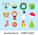 cute christmas vector graphic...